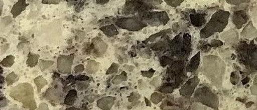 Искусственный камень, кварц АтемCacao Light 0015 - фрагмент