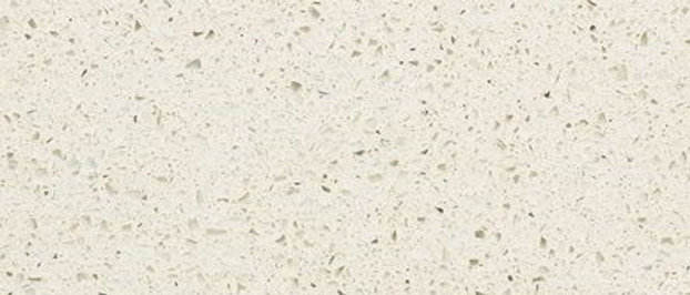 Vicostone BC190 Sparkling White кварцевый искусственный камень