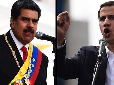 Battle of Venezuela: Political Interests Divided Nations