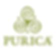 Purica health food logo