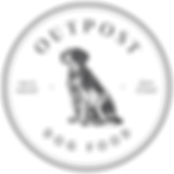 Outpost Dog Food logo