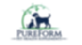 PureForm Pet Health Supplements logo
