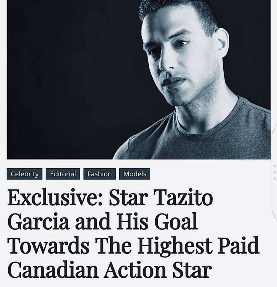 Actor | Tazito Garcia | Canada Top 10 actors, Toronto Actors, Los Angeles Actors,jackie chan, taz ga