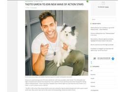 Actor | Tazito Garcia | Canada Top 10 actors,peoples champ #tazitogarcia #tazgarcia #tazito