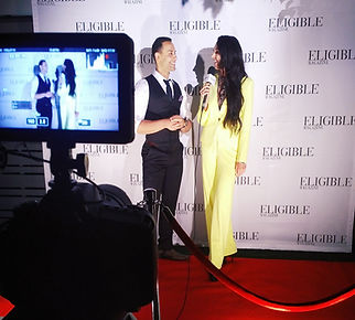 Eligible Magazine Red Carpet
