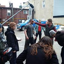 #tazitogarcia behind the scenes of a #filmshoot #stuntcoordinating #stuntdesign #actiondesign