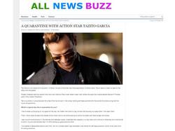 All New Buzz - Canadian Actor Tazito Garcia #tazitogarcia #tazgarcia #quarantine