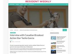 Actor | Tazito Garcia | breakout action star,Canada Top 10 actors, Toronto Actors, Los Angeles Actor
