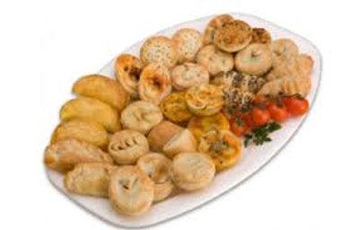 Mini Pastry Platter (Per Person)