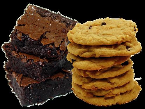 Brownie & Cookie Platter