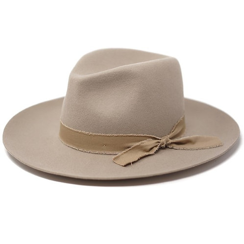 KAIA Wool Panama Hat