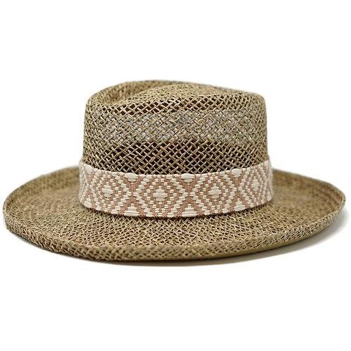 Dori Seagrass Hat