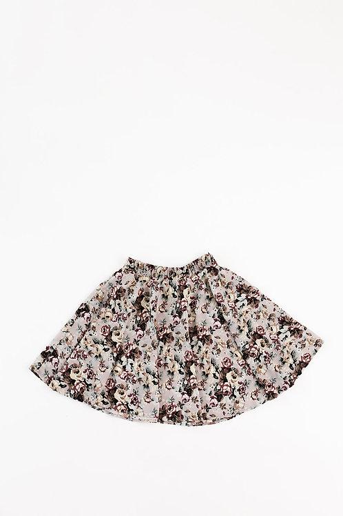 Emily - Grey Floral