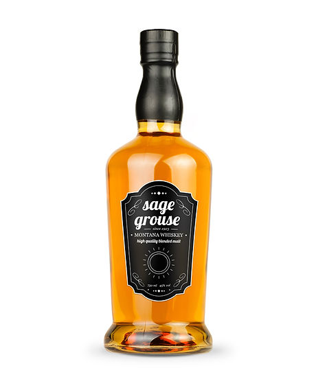 セージグラウスウイスキー