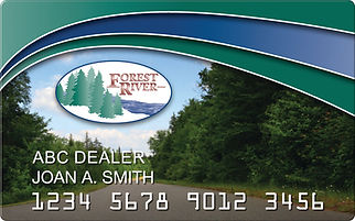 Forest River Card