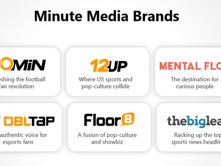 Minute Media - 광고