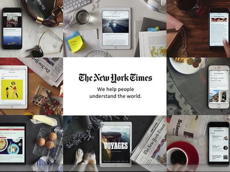 뉴욕타임스 - 소개