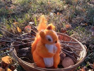 Au creux de l'arbre sauvage vous souhaite un bel équinoxe d'automne