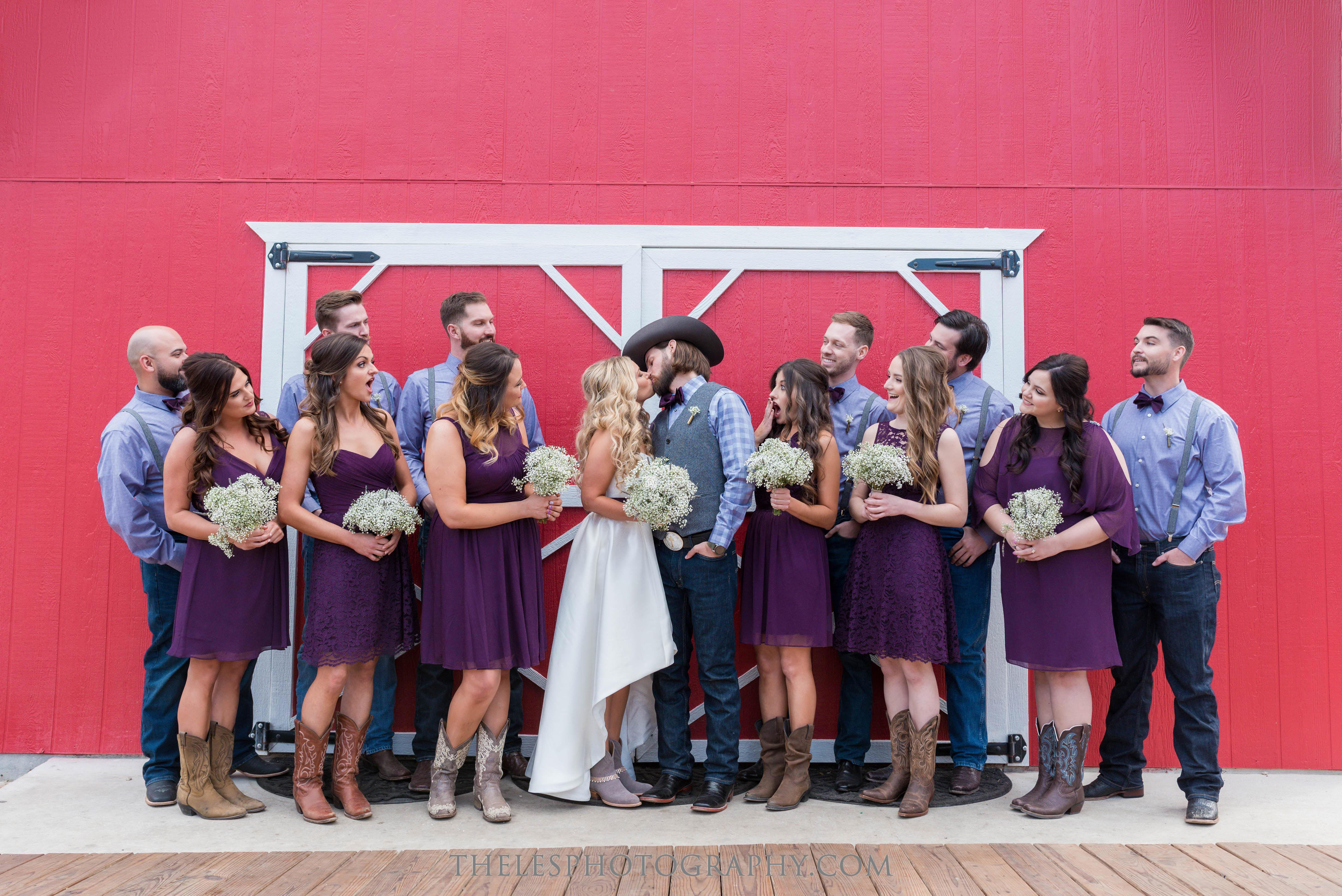 050 Dallas Wedding Photography - Photographer - The Les Photography - Fort Country Memories Wedding