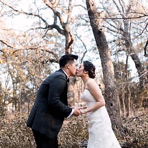 Belinda and Hoang's Wedding Highlight