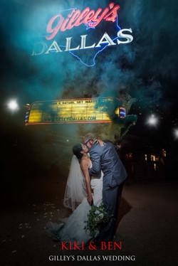 Gilley's Dallas Wedding