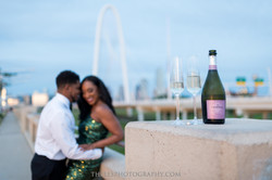 The Les Photography - Dallas Wedding Photographer - Trinity Groves Engagement - Cornelius and Cleo 1