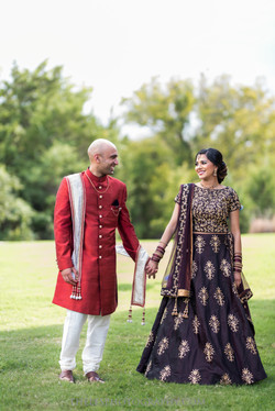 Dee and Girish's Wedding Highlight 24