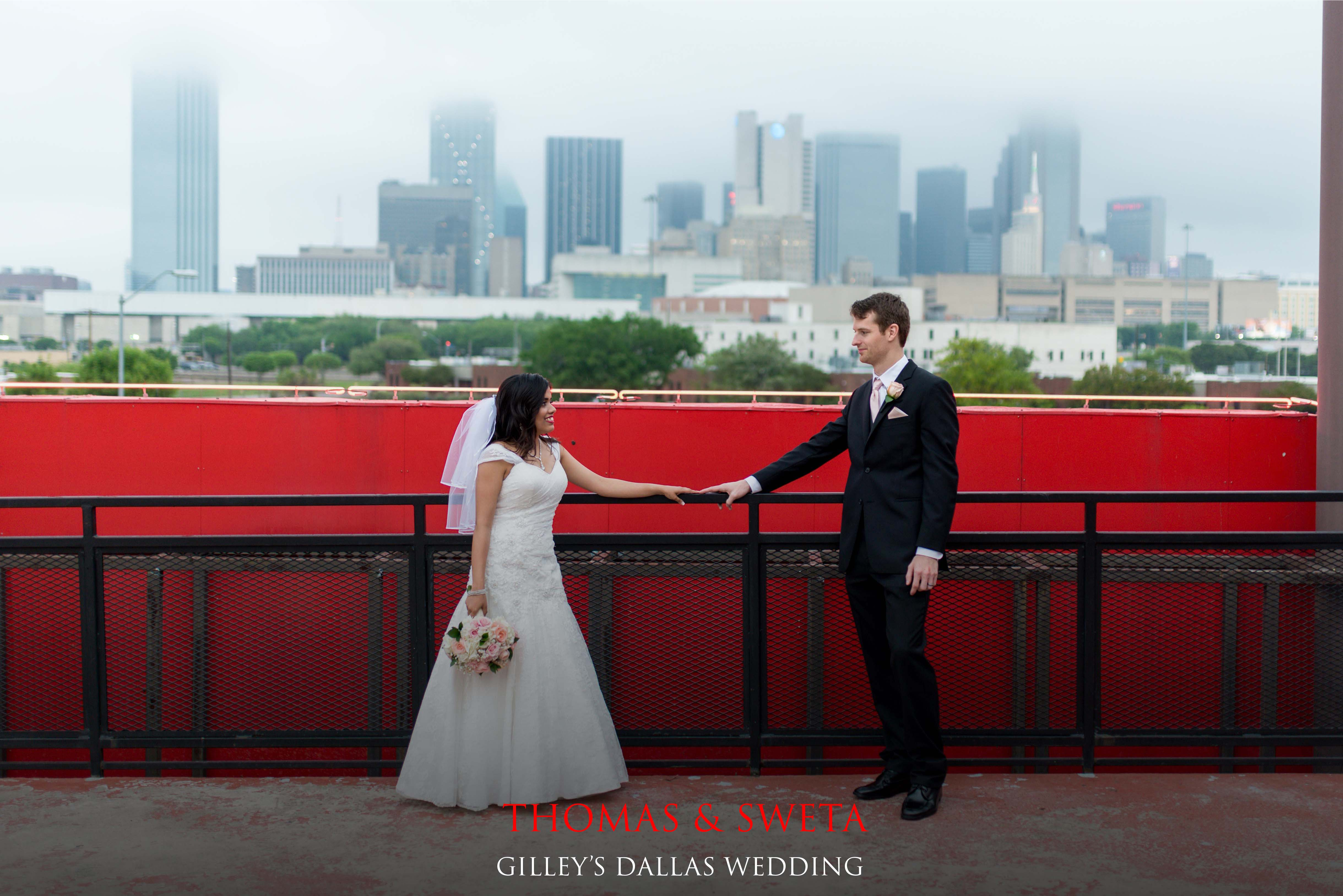 Gilley's Dallas Wedding