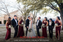 Lake Ridge Bible Church Wedding