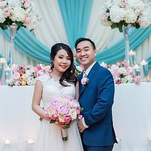 Trang and Phuong's Wedding