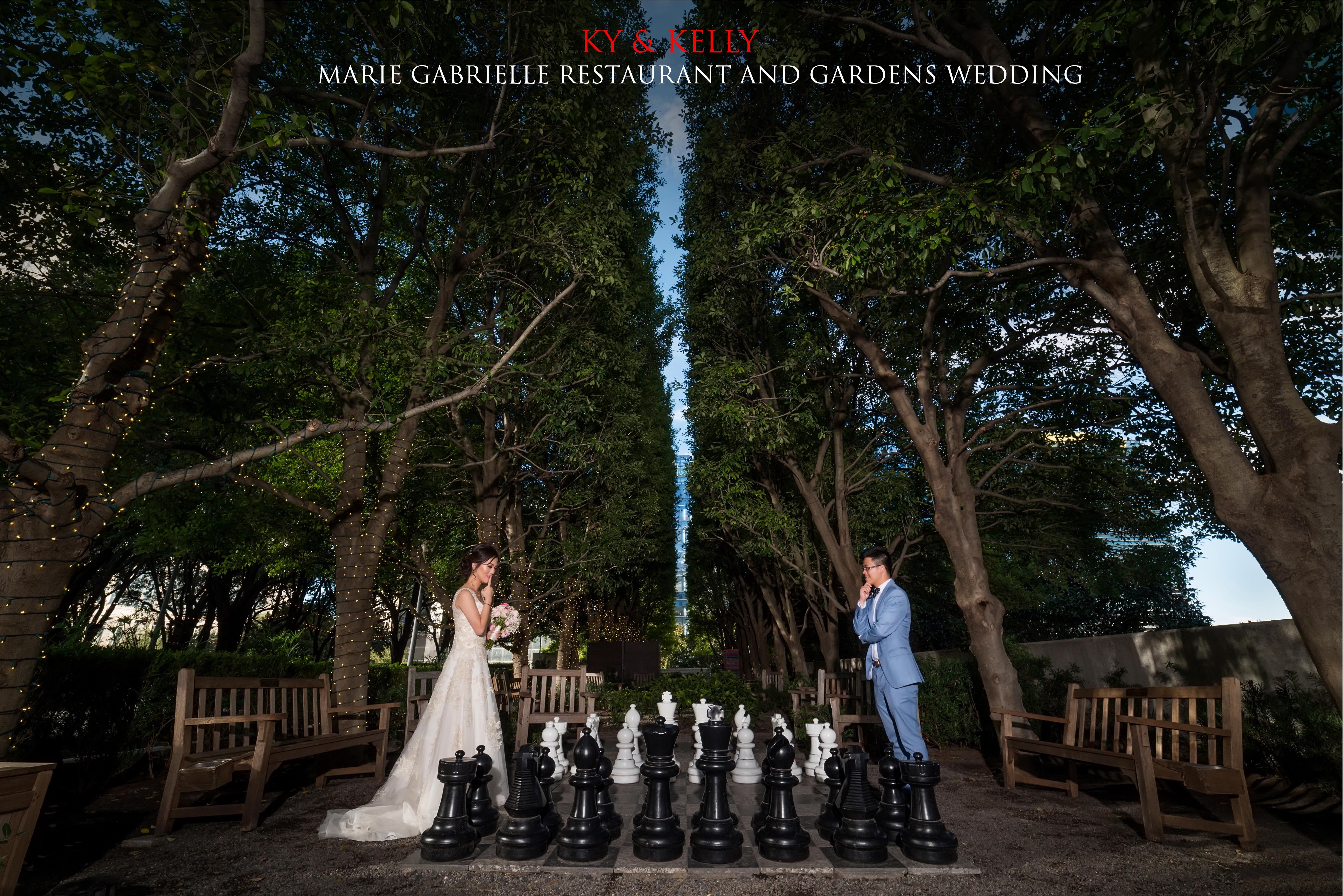 Marie Gabriell Restaurant Wedding