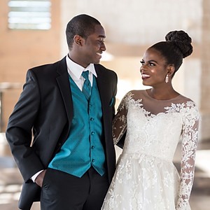 Funmi and Tunmise