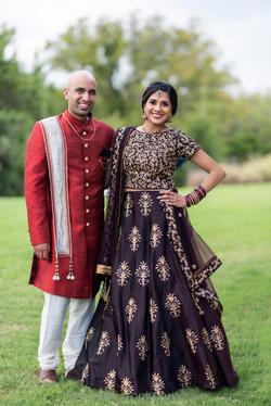 Dee and Girish's Wedding Highlight 26