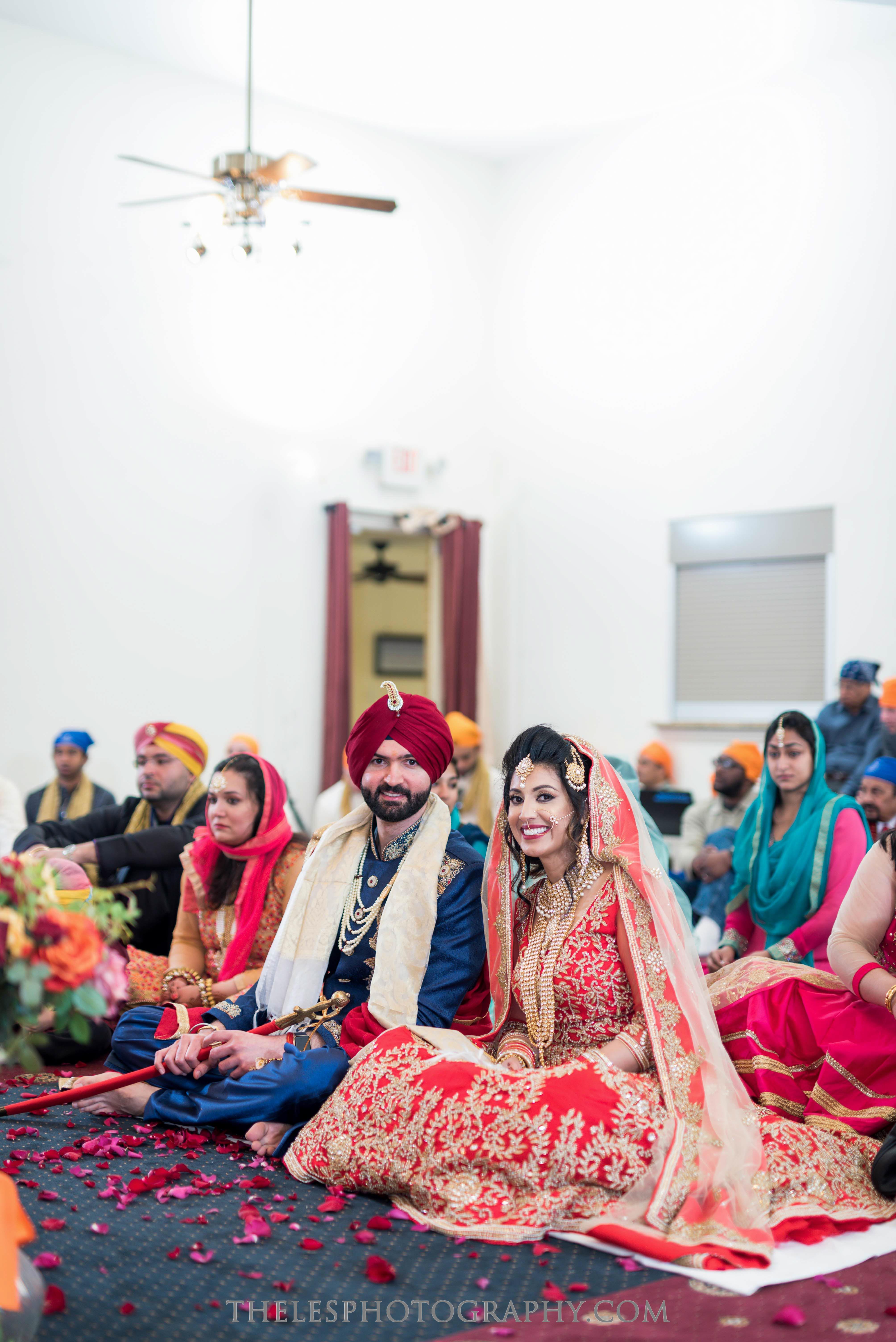 The Les Photography - Punjabi Wedding - Sikh Indian Wedding - Dallas Wedding Photographer 36