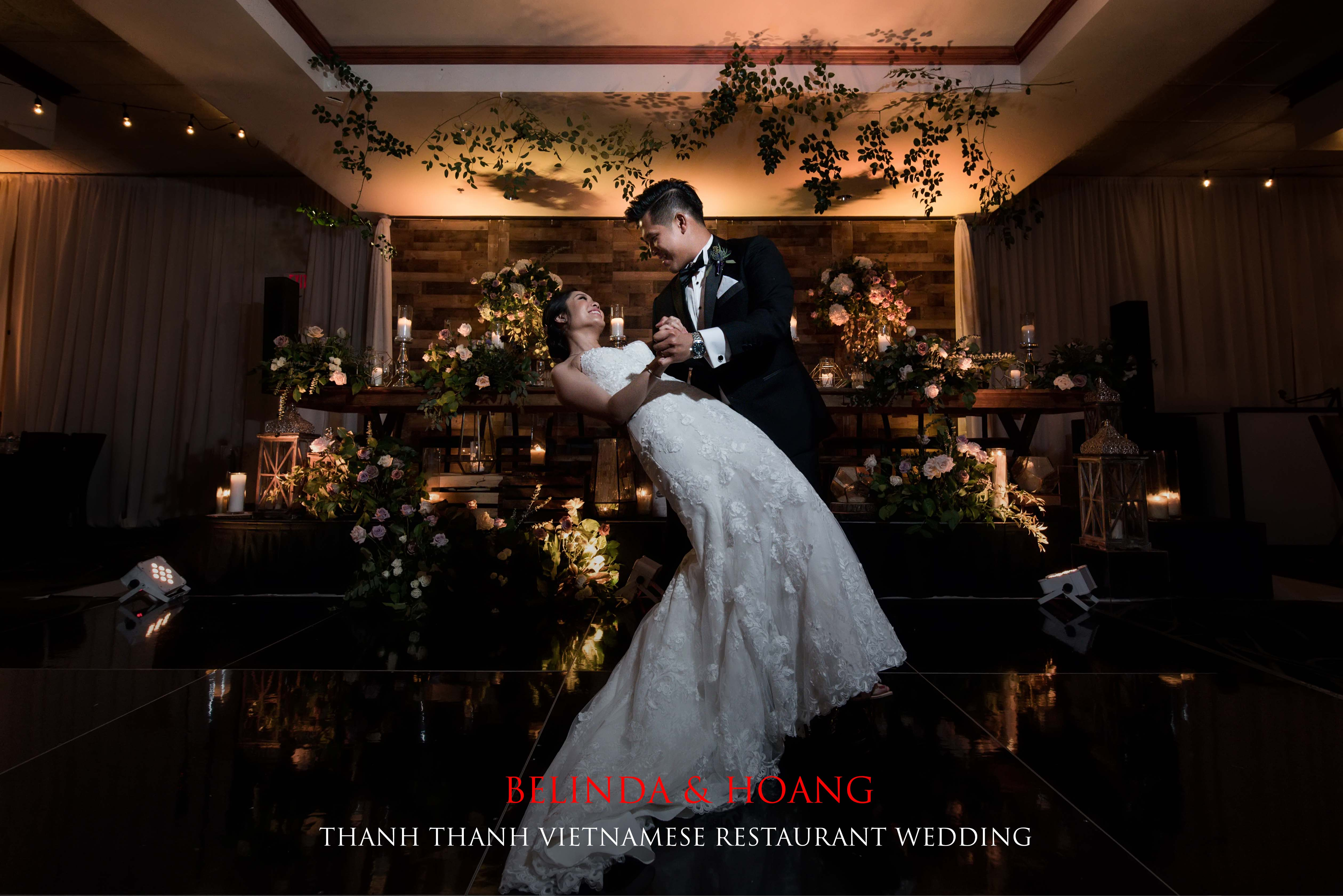 Thanh Thanh Restaurant Wedding
