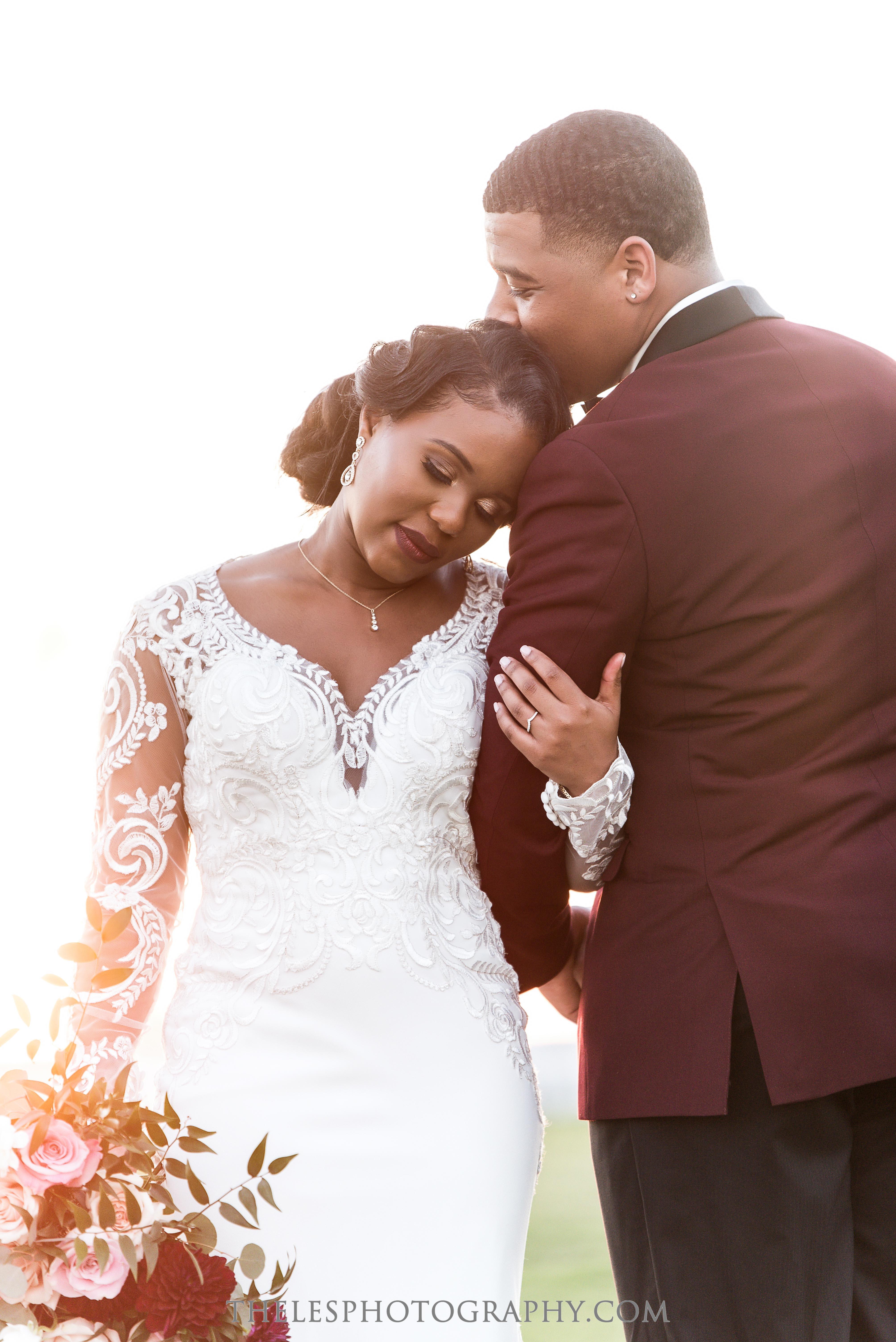 Taylor and Earl Wedding Highlight 22b