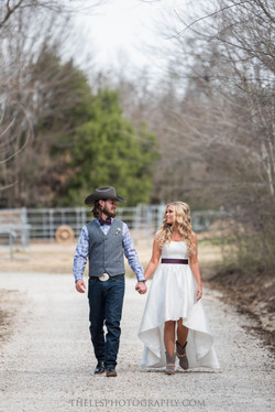043 Dallas Wedding Photography - Photographer - The Les Photography - Fort Country Memories Wedding