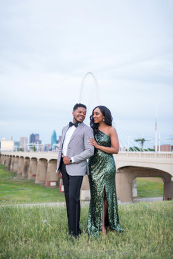 The Les Photography - Dallas Wedding Photographer - Trinity Groves Engagement - Cornelius and Cleo 0