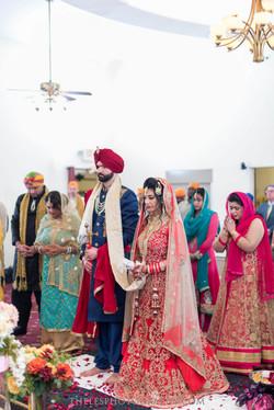 The Les Photography - Punjabi Wedding - Sikh Indian Wedding - Dallas Wedding Photographer 34