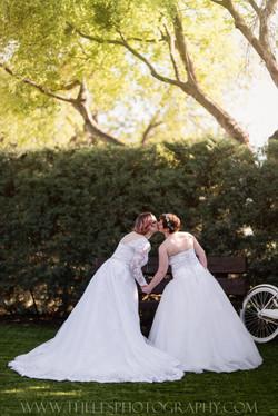 Rose and Lezlie Wedding Highlight 15