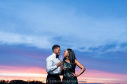 The Les Photography - Dallas Wedding Photographer - Trinity Groves Engagement - Cornelius and Cleo 2