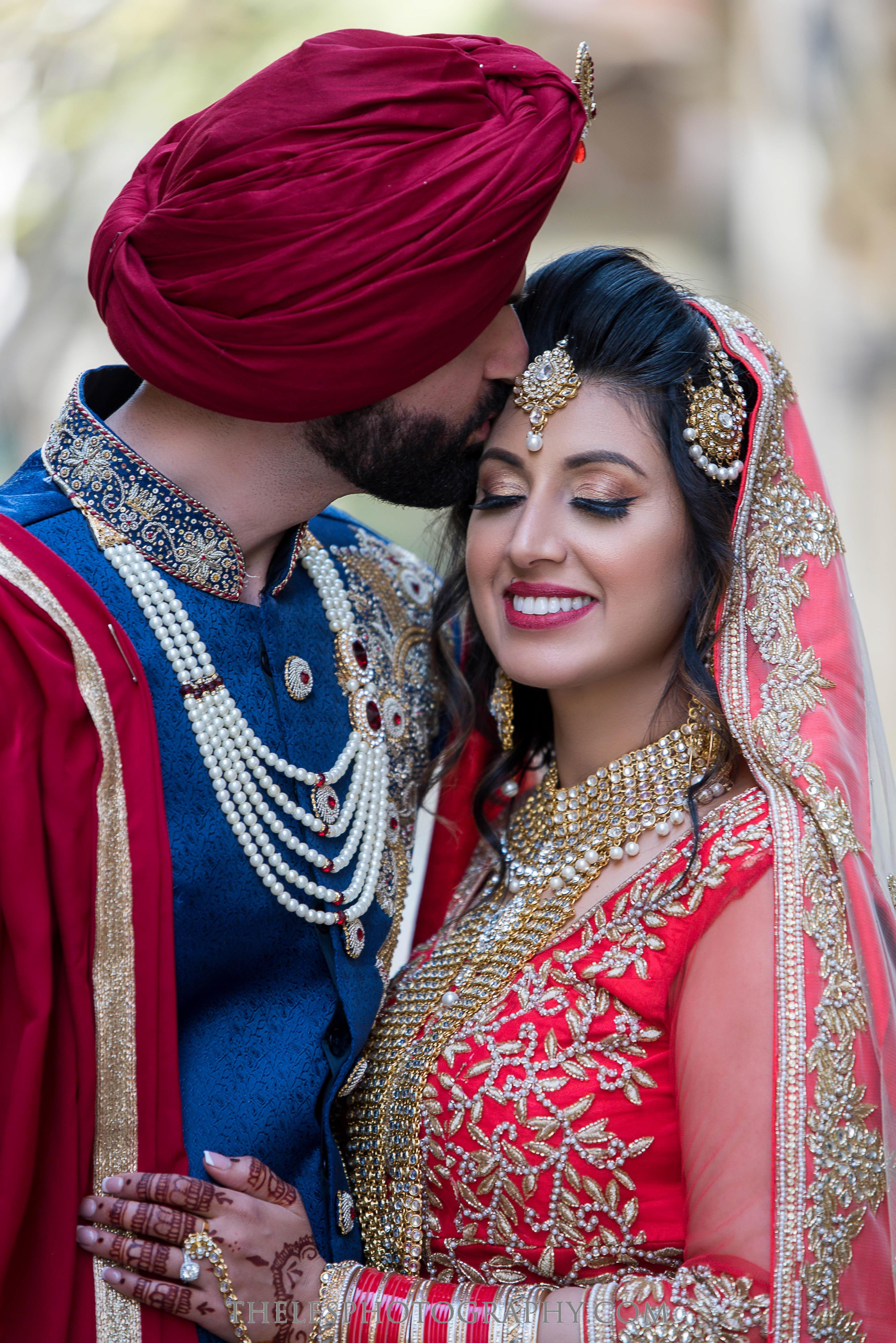 The Les Photography - Punjabi Wedding - Sikh Indian Wedding - Dallas Wedding Photographer 41