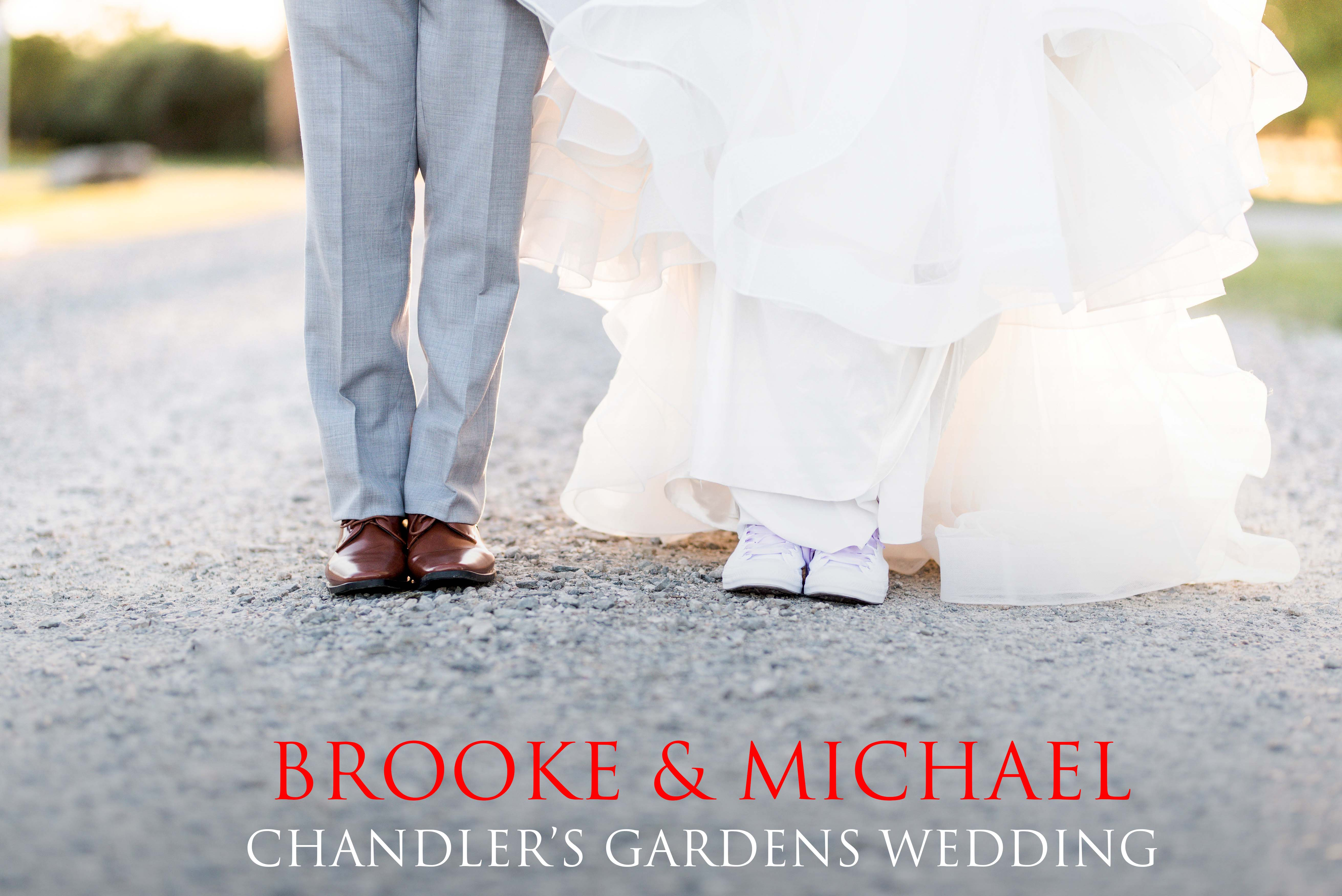 Chandler's Gardens Wedding