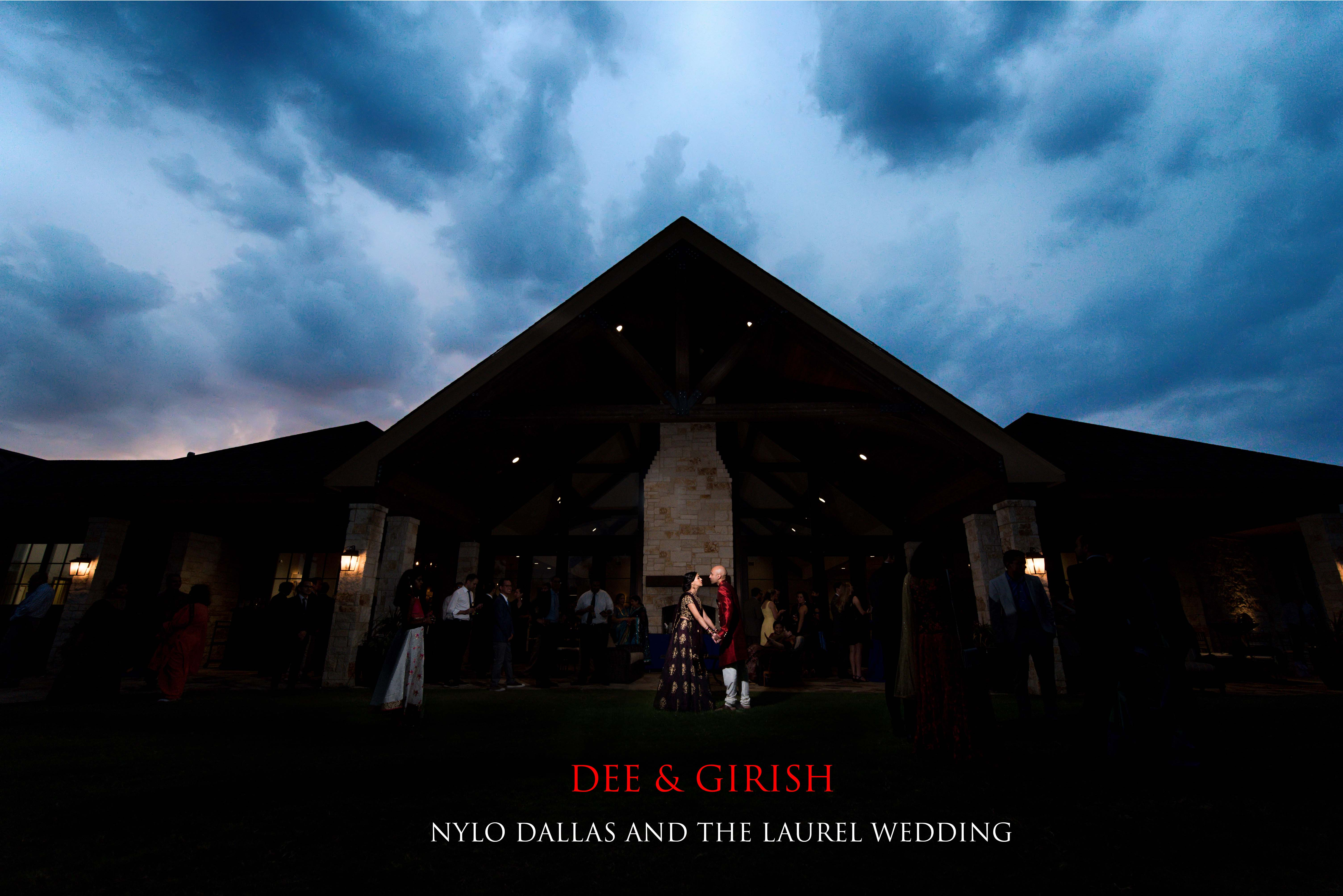 NYLO Dallas - The Laurel Wedding