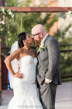 Ben and Kiki's Wedding Highlight 16