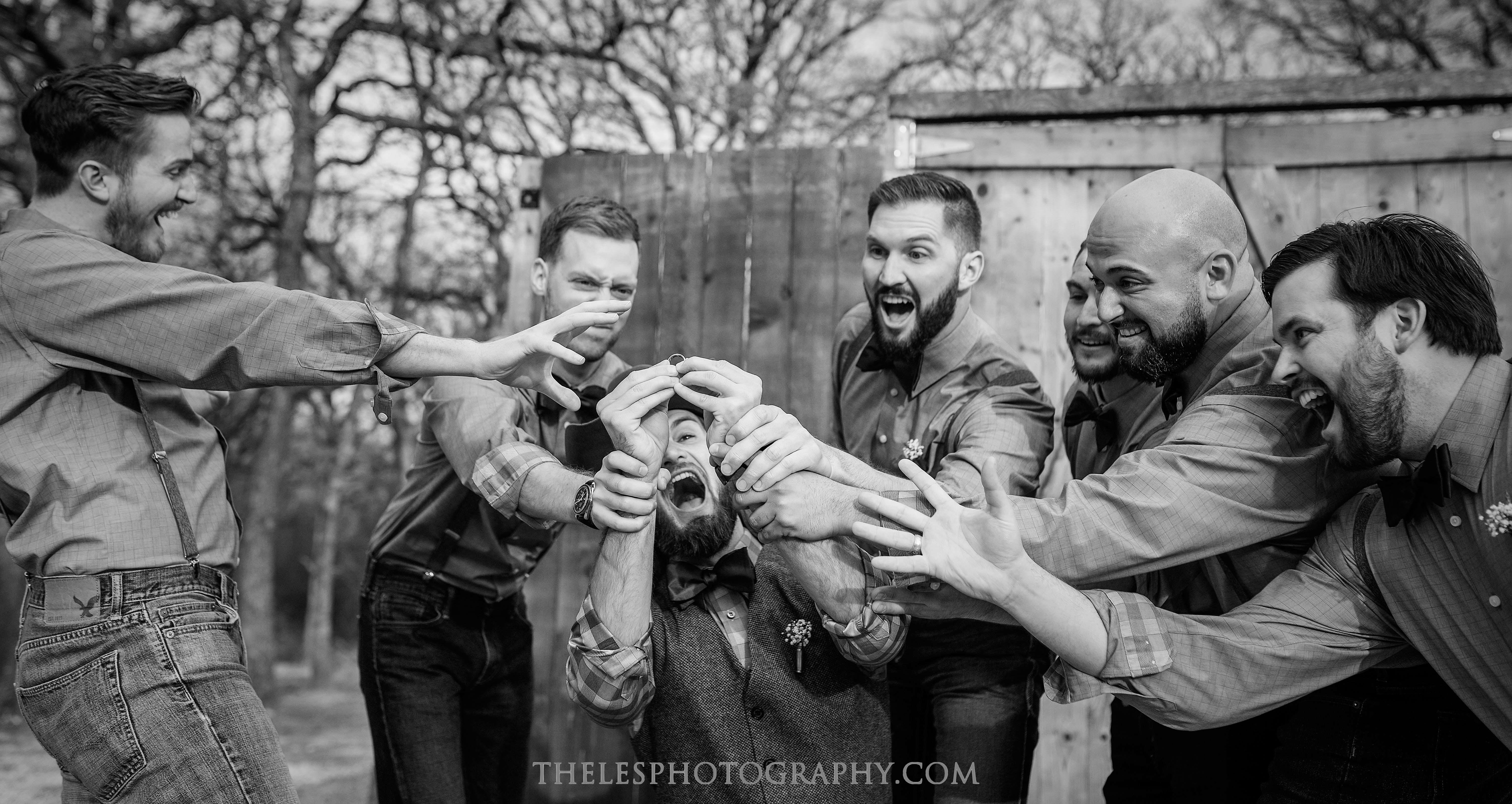 083 Dallas Wedding Photography - Photographer - The Les Photography - Fort Country Memories Wedding