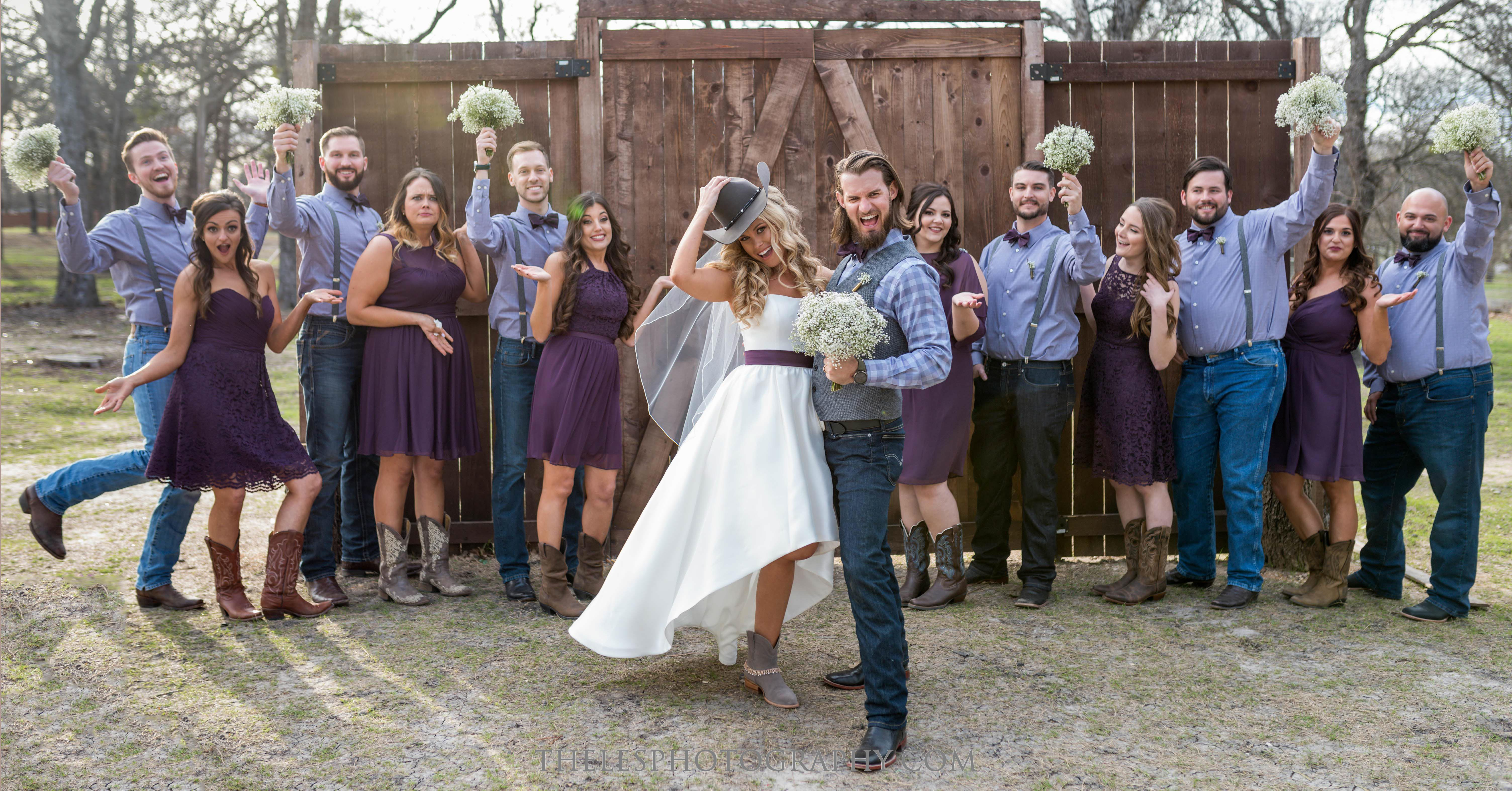 081 Dallas Wedding Photography - Photographer - The Les Photography - Fort Country Memories Wedding