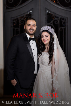 Villa Lux Event Hall Wedding