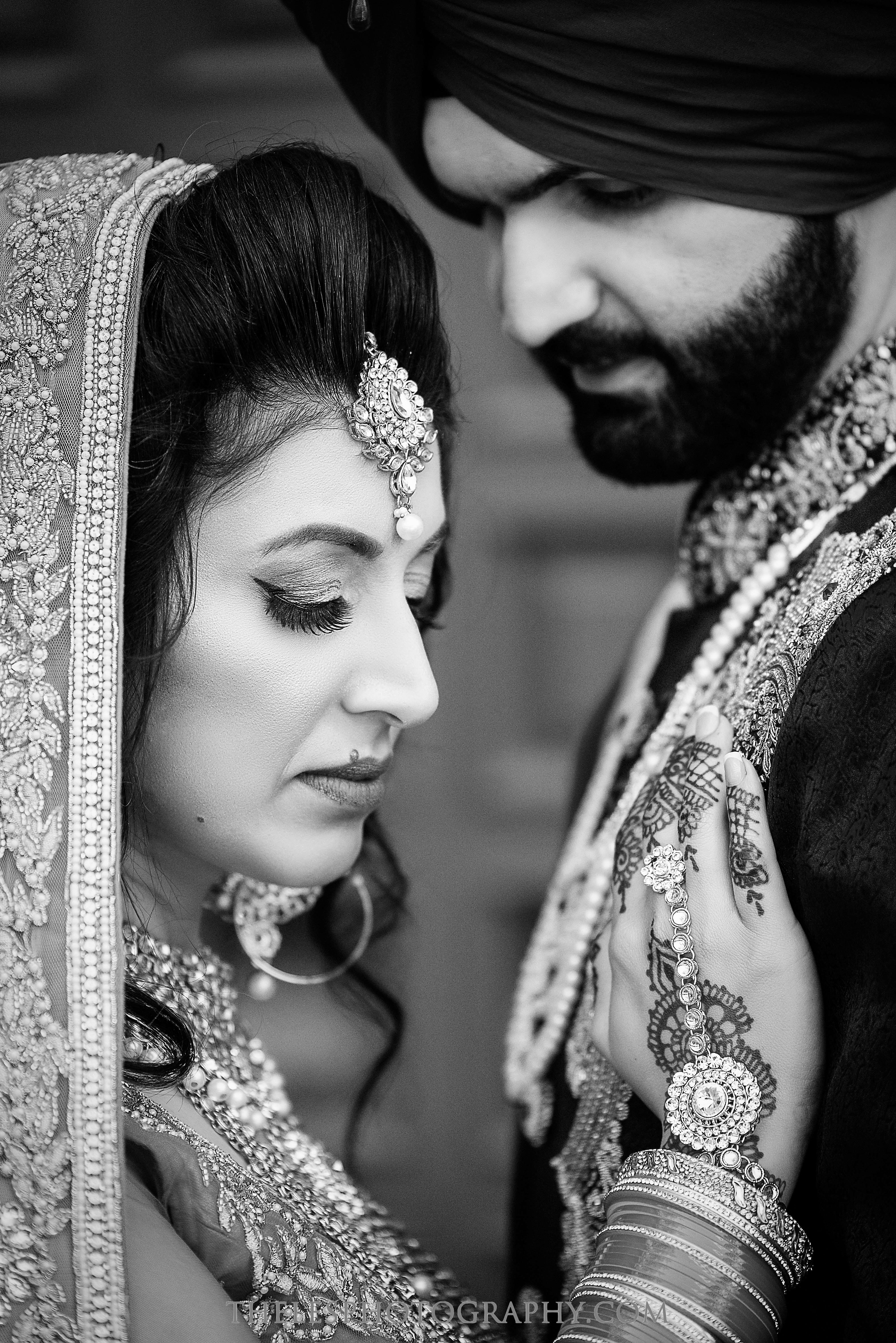 The Les Photography - Punjabi Wedding - Sikh Indian Wedding - Dallas Wedding Photographer 43