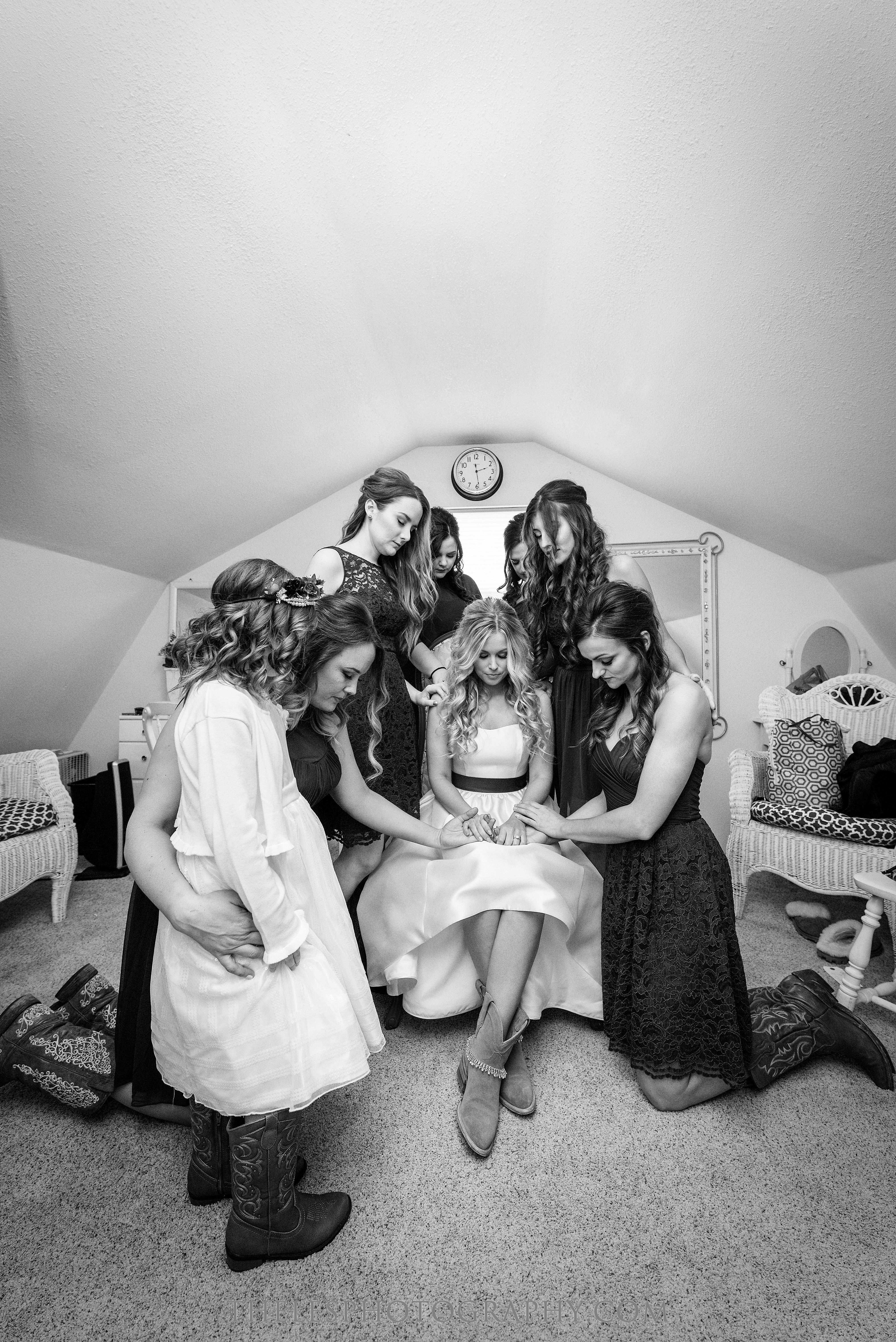 022 Dallas Wedding Photography - Photographer - The Les Photography - Fort Country Memories Wedding